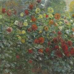 Ogród Moneta w Agenteuil - detal 1