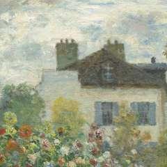 Ogród Moneta w Agenteuil - detal 2