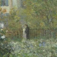 Ogród Moneta w Agenteuil - detal 3