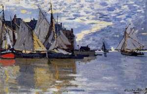 Obraz Moneta - Łodzie rybackie - sailboats