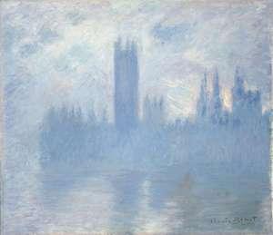 Obraz Moneta - Parlament w Londynie
